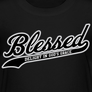 Kid's Blessed Tee - Kids' Premium T-Shirt