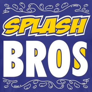 Splash Brothers Shirt-Splash Bros Shirt - Men's Premium T-Shirt