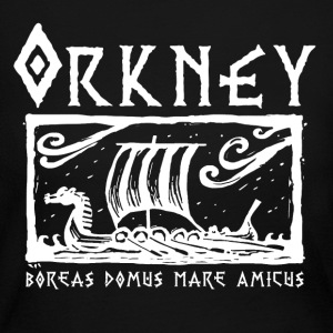 Orkney - Friend of the Seas - Womens long sleeve T - Women's Long Sleeve Jersey T-Shirt