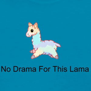 No Drama For This Lama t-shirt - Women's T-Shirt