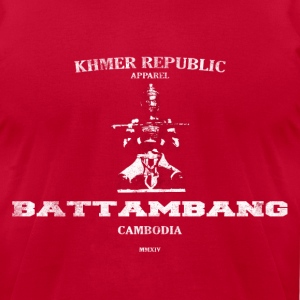 Men's Battambang - Men's T-Shirt by American Apparel