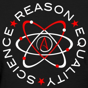 Science Reason Equality - Ladies - Women's T-Shirt