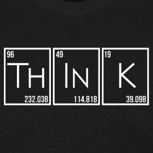 Think - Ladies - Women's T-Shirt