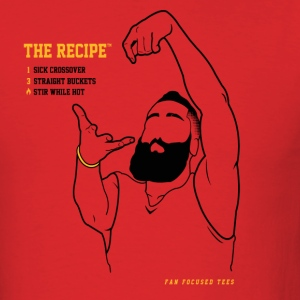 The Recipe T-Shirt - Men's T-Shirt