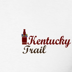 Kentucky Bourbon - Men's T-Shirt