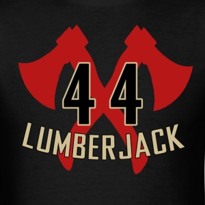 LUMBERJACK - Men's T-Shirt
