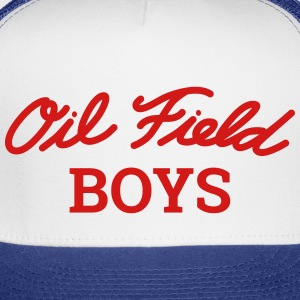 Oil Field Boys Red - Trucker Cap