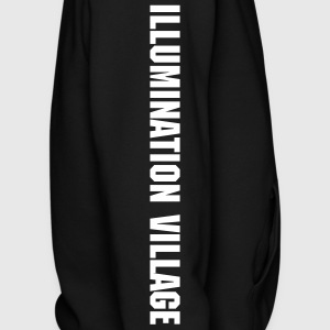 Illumination Village Hoodie: Men's, Soft and Warm - Men's Zip Hoodie