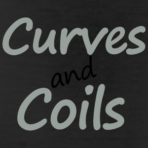 Curves and Coils Leggings - Leggings