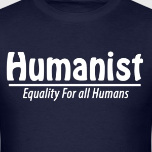 Humanist  - Men's T-Shirt