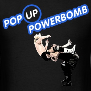 Pop-Up Powerbomb - Men's T-Shirt