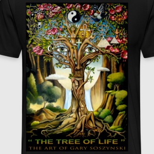 THE TREE OF LIFE  WOMENS t-shirt - Men's Premium T-Shirt