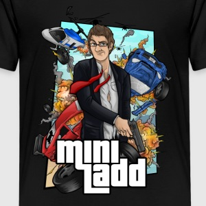 Mini Ladd Illustration Kids' Shirts - Kids' Premium T-Shirt