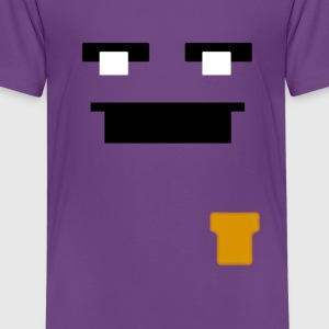 Purple Guy Face (Niños y Niñas) - Kids' Premium T-Shirt