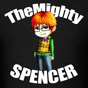 The Mighty Spencer T-Shirts - Men's T-Shirt