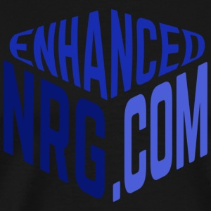 Enhanced NRG Logo T-Shirts - Men's Premium T-Shirt