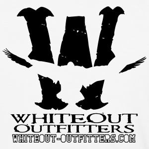 WHITEOUT JERSEY - Baseball T-Shirt