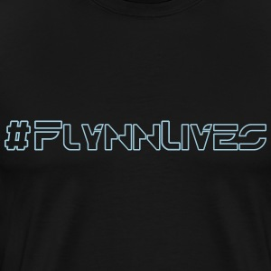 #FlynnLives - Men's Premium T-Shirt