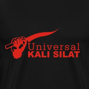 Universal Kali Silat Instructor Shirt - Men's Premium T-Shirt