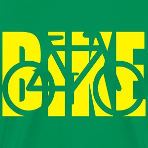 Bicycle Tee - Men's Premium T-Shirt