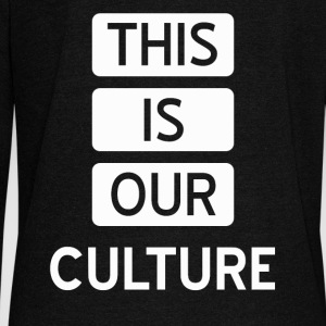 Fall Out Boy THIS IS OUR CULTURE Women's Wideneck - Women's Wideneck Sweatshirt