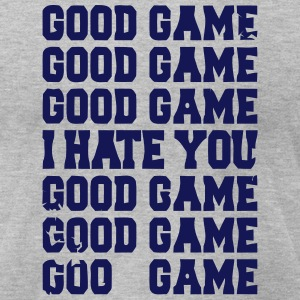 Good Game T-Shirts - Men's T-Shirt by American Apparel
