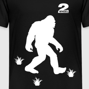 Kids - 2wheel big foot - Kids' Premium T-Shirt