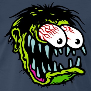 Rat Fink Monster - Men's Premium T-Shirt
