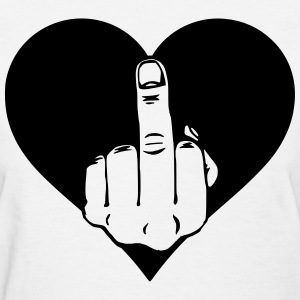 Fuck You I Love You - Women's T-Shirt