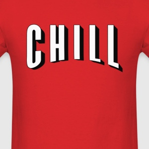 Netflix & Chill - Men's T-Shirt