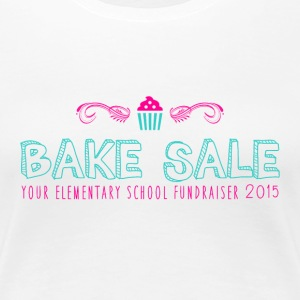 Bake Sale 2 - Women's Premium T-Shirt