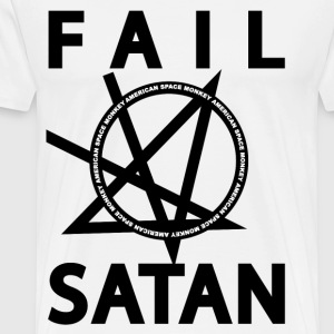Fail Satan - Men's Premium T-Shirt