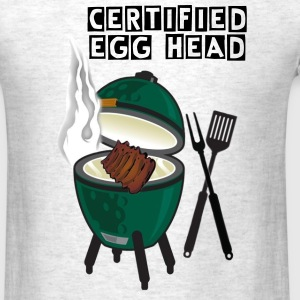 Certified Egg Head - Men's T-Shirt