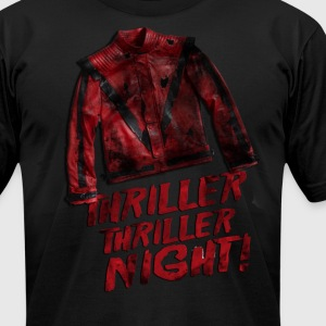 Thriller Night - Men's T-Shirt by American Apparel