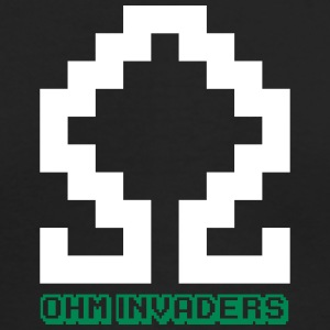 OHM INVADERS Long Sleeve Shirts - Men's Long Sleeve T-Shirt by Next Level