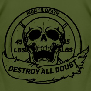 destroy all doubt.png T-Shirts - Men's T-Shirt by American Apparel