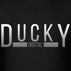 Ducky Digital Logo - Men's T-Shirt