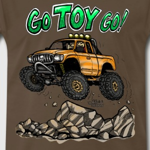 Go Toy Go Fast! - Men's Premium T-Shirt