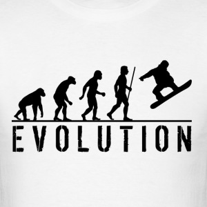 Evolution Snowboarding - Men's T-Shirt