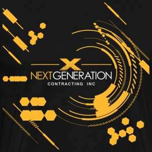Next Generation Contracting Inc  - Men's Premium T-Shirt