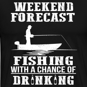 Fishing Funny T-Shirt - Men's Premium T-Shirt