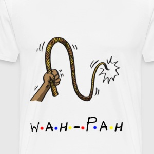 Wah-pah - Men's Premium T-Shirt