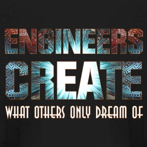 Engineers Create FT Kids Long Sleeve T-Shirt - Kids' Long Sleeve T-Shirt