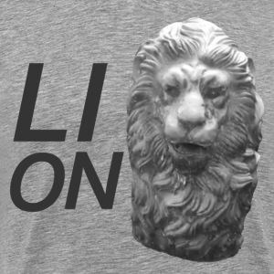 Lion Dj Khaled - Men's Premium T-Shirt