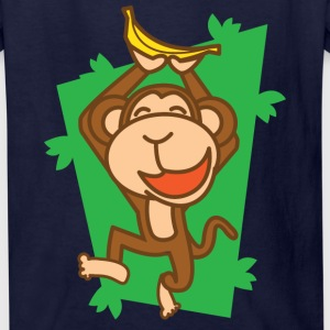 My Joyful Monkey - Kids' T-Shirt