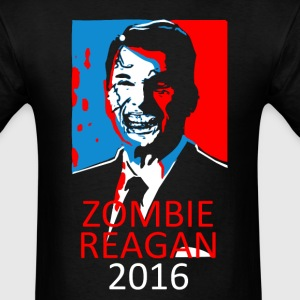 Zombie Reagan 2016 - Men's T-Shirt