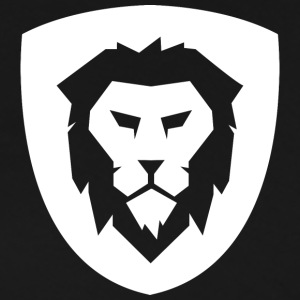 Lion Logo Design - Men's Premium T-Shirt