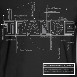 DreamstateSF - Long Sleeve - BLK - Men's Long Sleeve T-Shirt