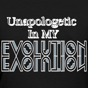 Evolution - Women's T-Shirt