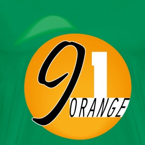 orange '91 - Men's Premium T-Shirt